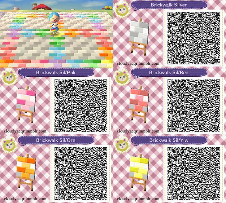 Acnl New Qr Codes Floor Yahoo Image Search Results Qr