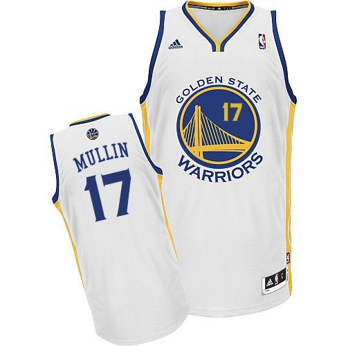 Chris Mullin jersey-Buy 100% official Adidas Chris Mullin Men s Swingman  White Jersey NBA Golden State Warriors  17 Home Free Shipping. 515a52cc0