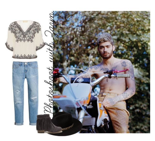 """""""Photoshoot with Zayn."""" by phyllon ❤ liked on Polyvore featuring moda, Volcom, White House Black Market y Love Sam"""