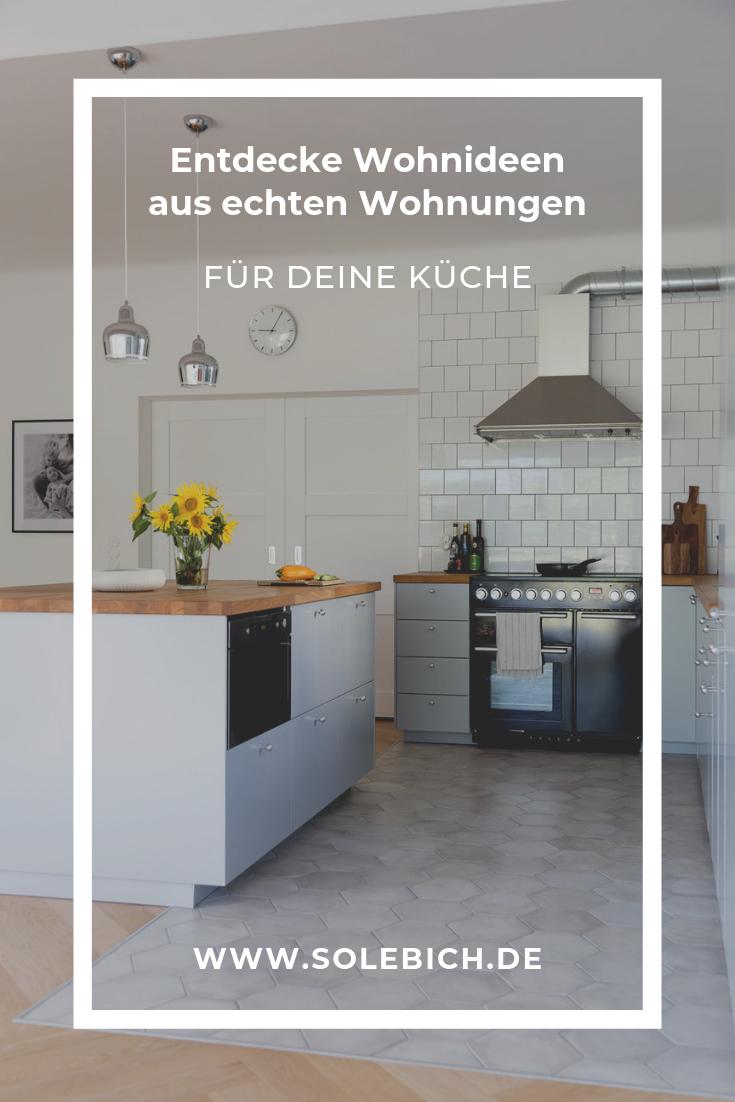 Die schönsten Küchen Ideen | Küche Einrichten und Dekorieren ...