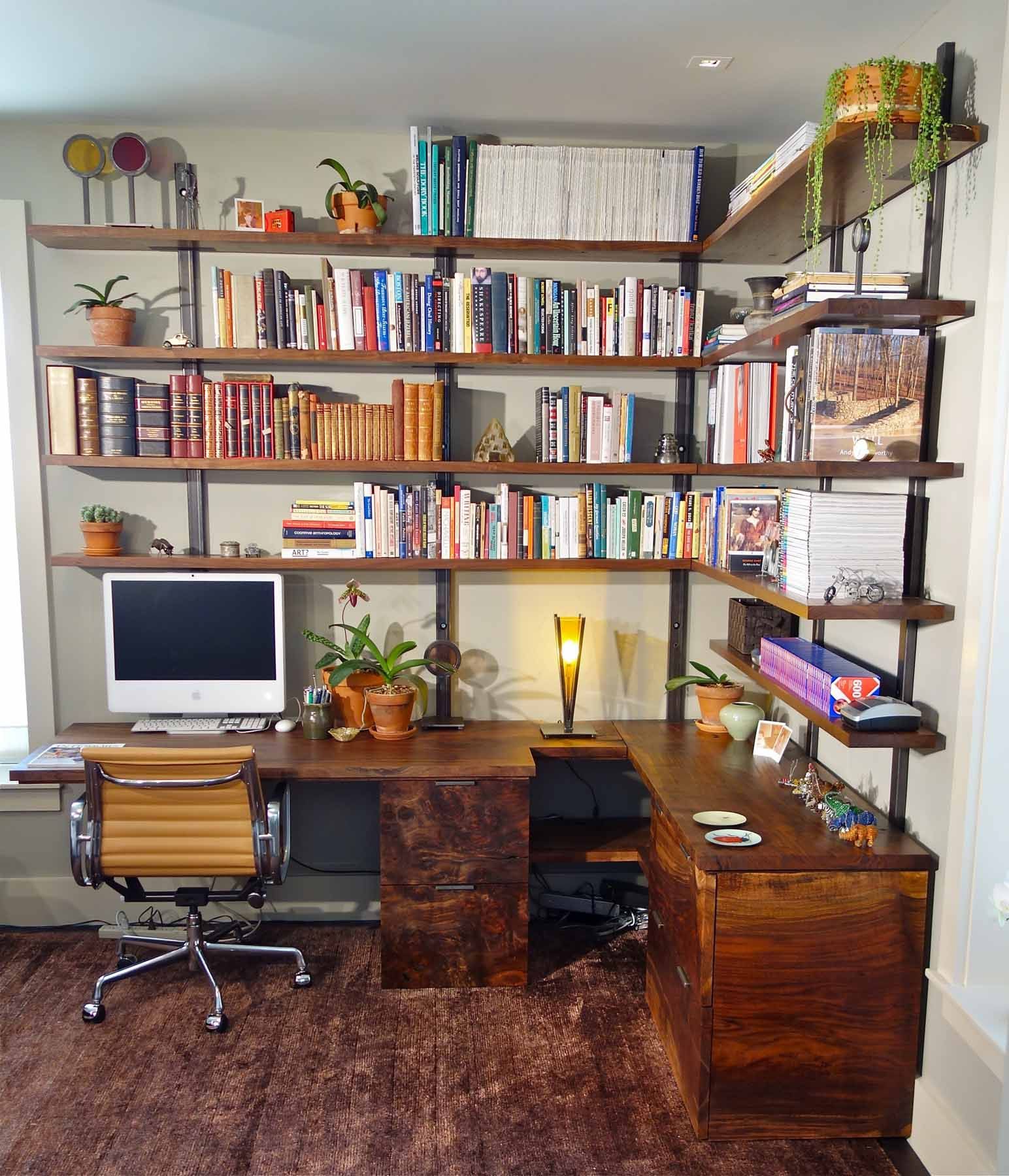 cheap office shelving. Office Desk Shelving And Bookshelf Idea Google Search Study_ideas Pinterest Cheap E