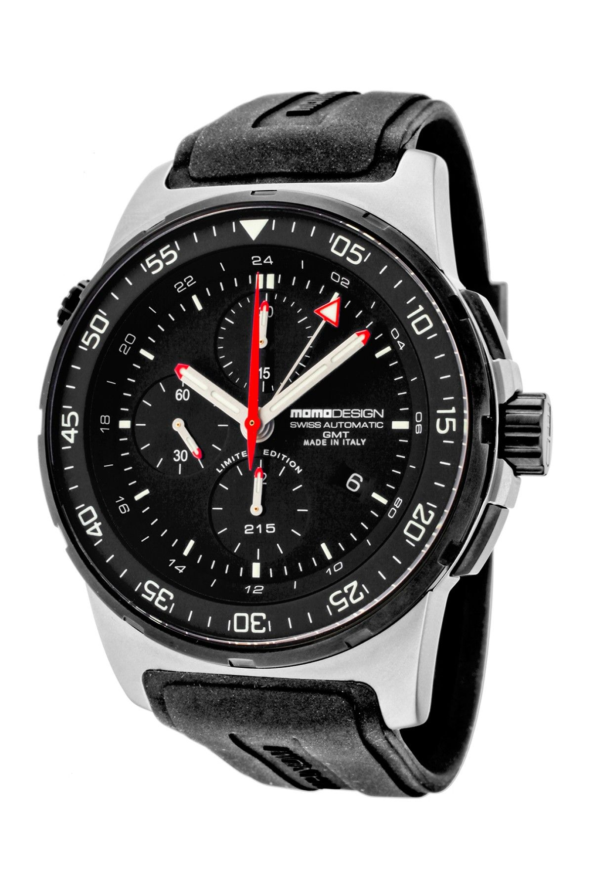 9dd1f896cd3  Momo Design Men s Pilot XL Limited Edition  Chronograph  Watch Acessórios  Masculinos