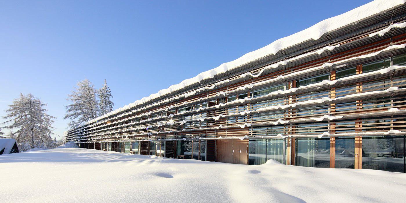 Vigilius mountain resort 5 sterne designhotel vigiljoch for Boutique hotel alpen