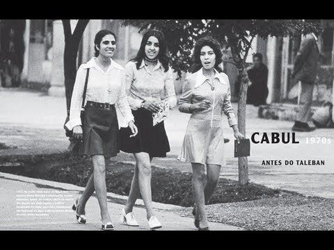 Afghanistan during 1960s