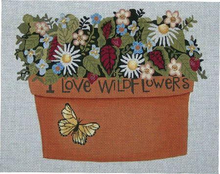 I Love Wildflowers