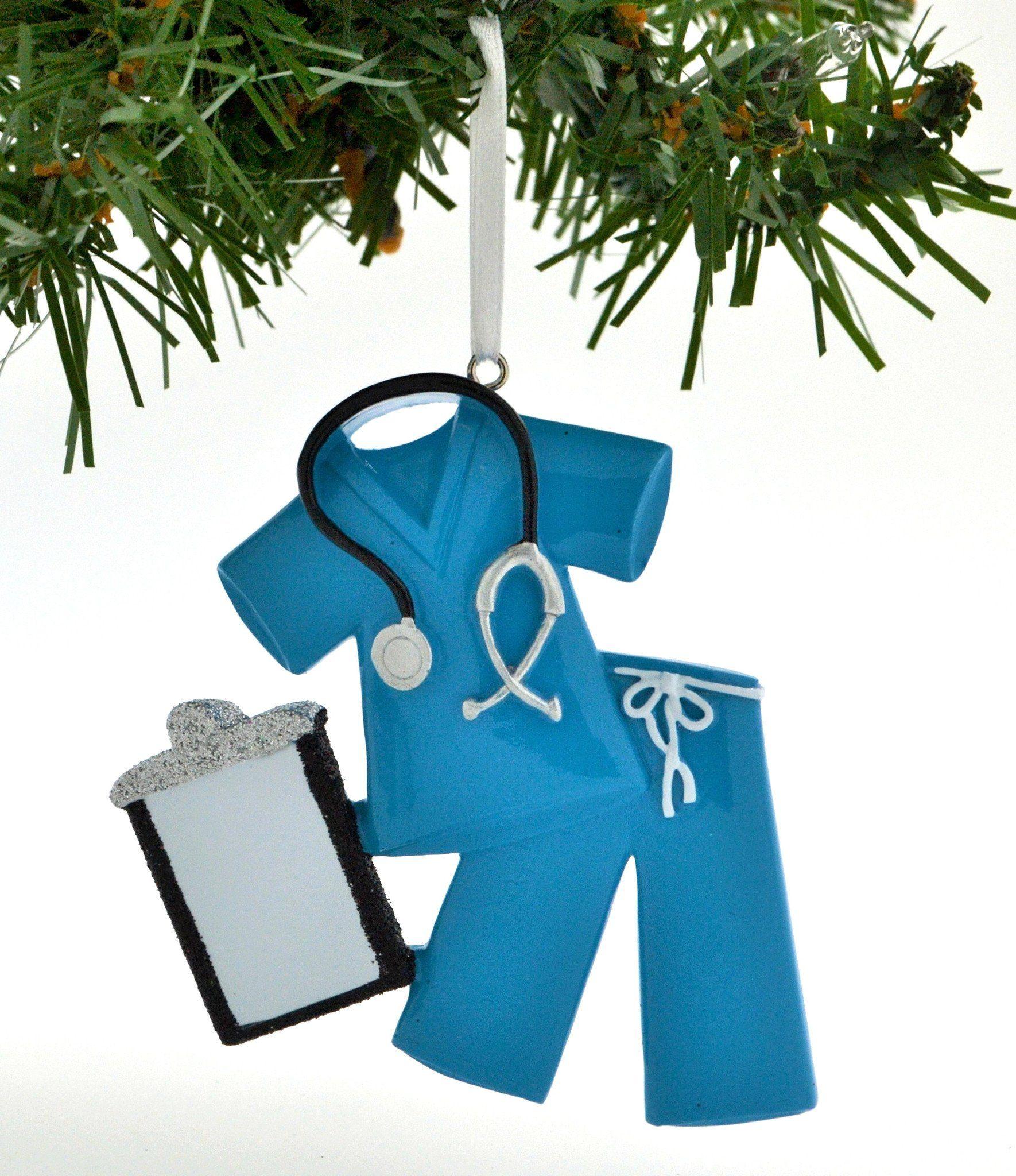 Scrubs doctor nurse blue   Products