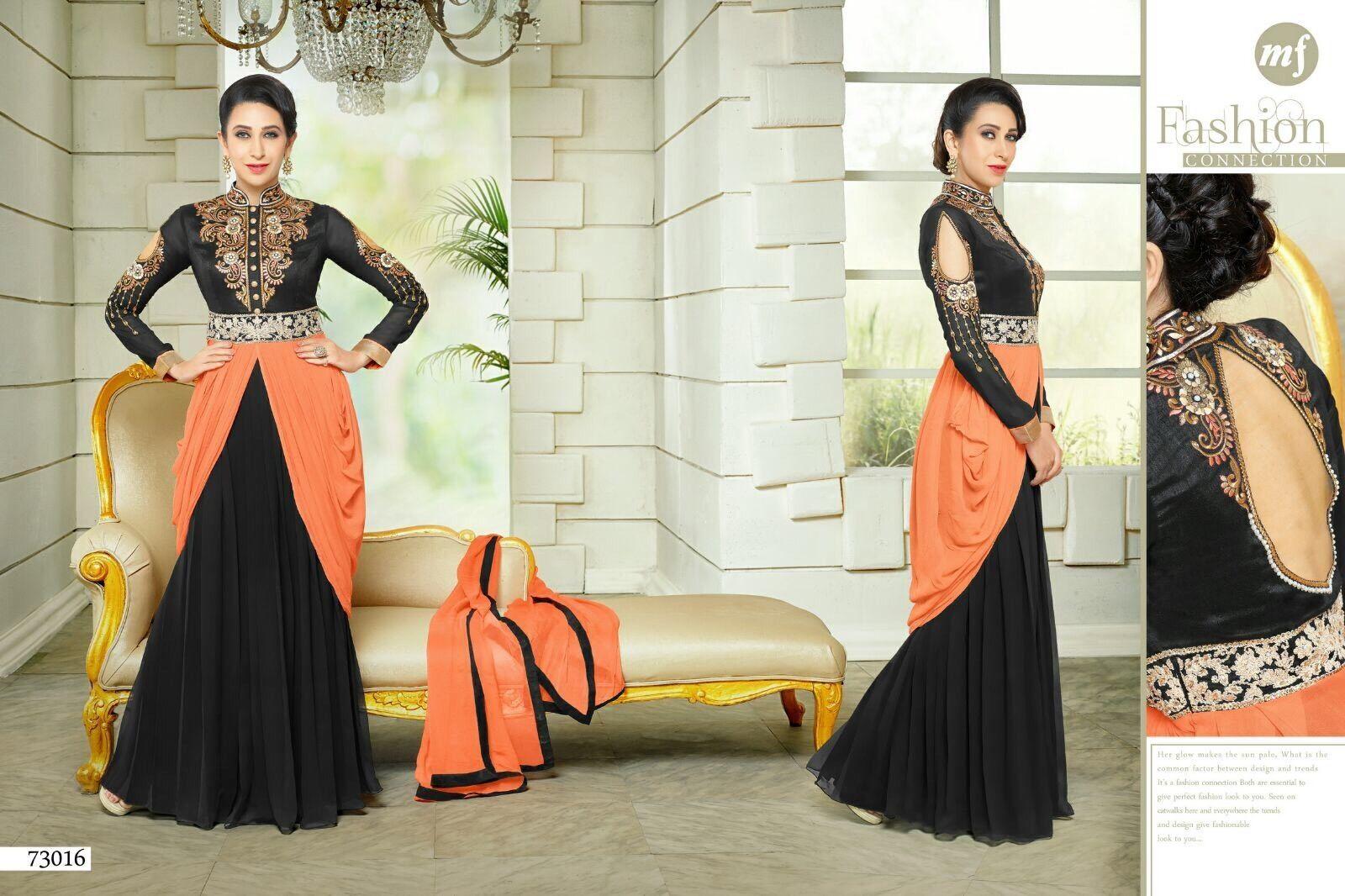Anarkali Suit. Salwar Kameez. Bollywood Designer Dress. Indian ...