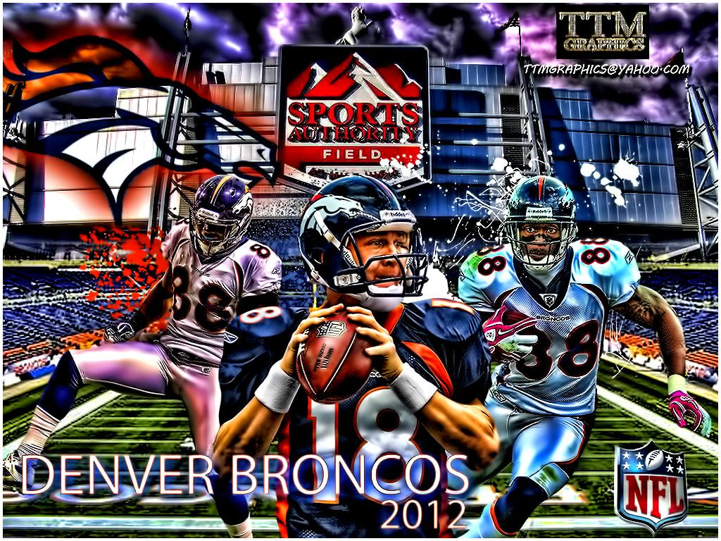 denver broncos pictures Denver Broncos Wallpaper by tmarried on