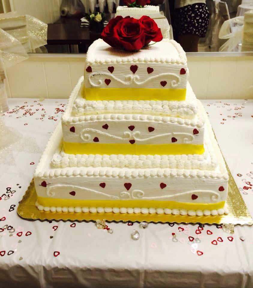 Fresh Strawberry cake | Wedding cake | Pinterest | Fresh strawberry ...