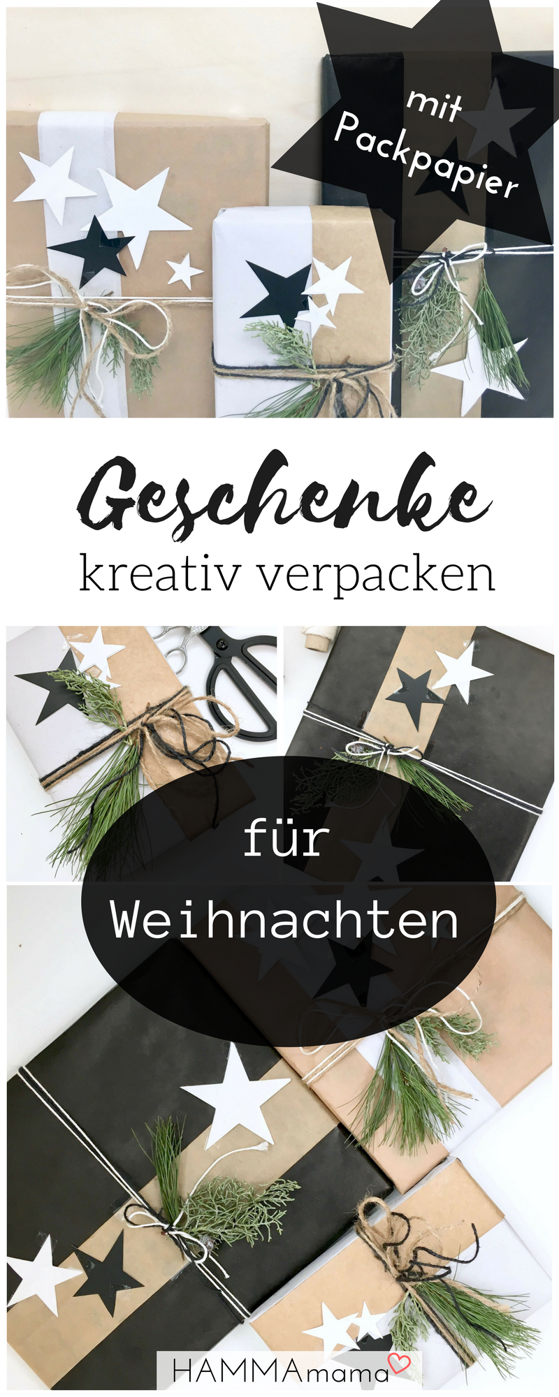 diy dekoration so kannst du geschenke f r weihnachten besonders sch n verpacken deutsche diy. Black Bedroom Furniture Sets. Home Design Ideas
