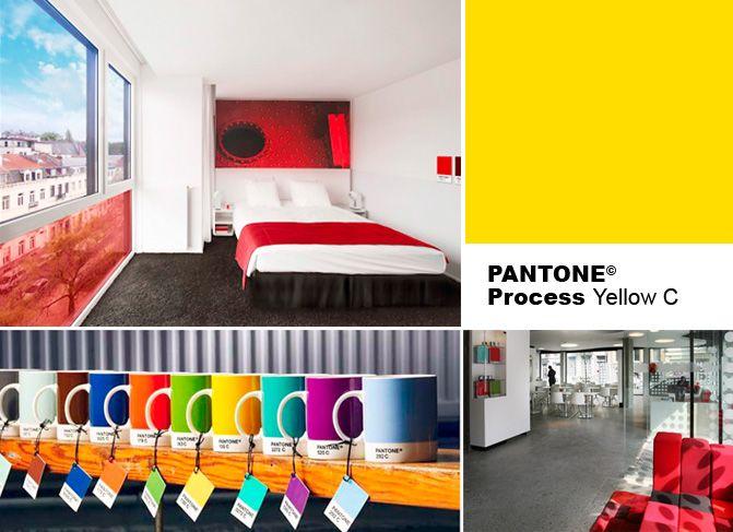pantone hotel - Buscar con Google