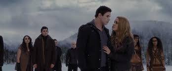 Rosalie and Emmett Cullen