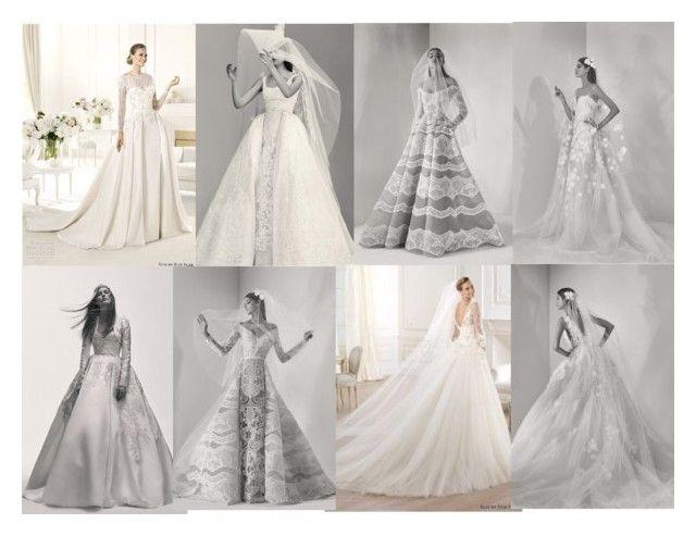 """Elie Saab Bridal Inspo"" by farrahdyna ❤ liked on Polyvore featuring Elie Saab, ElieSaab, wedding, inspiration, bridal and 2017"