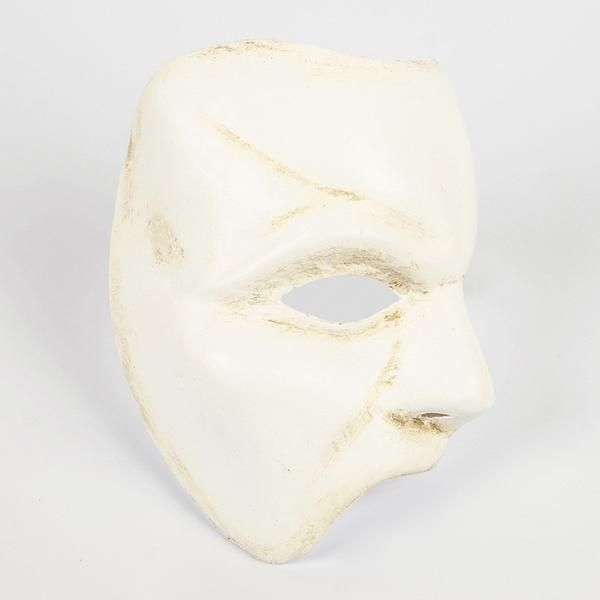 There's no need to hide in the shadows with this artfully crafted mask. vivomasks.com