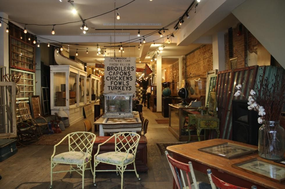 The best vintage and antique home decor stores in Toronto
