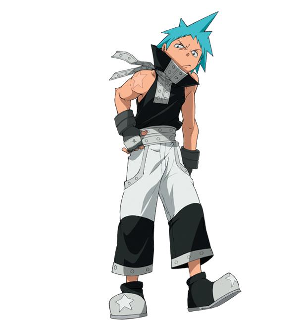 Soul Eater Soul Eater Favorite Character Black Star