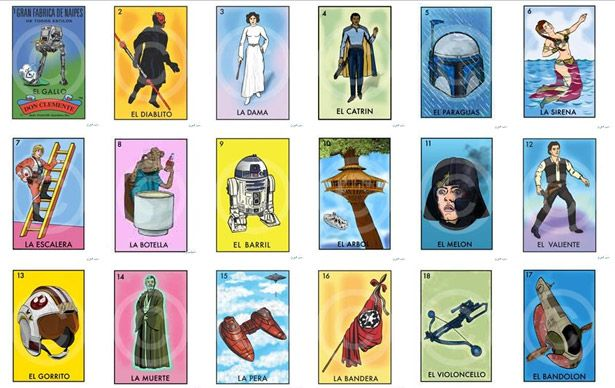 Loteria 3 Things I Like Pinterest Loteria Juegos Mexicanos Y