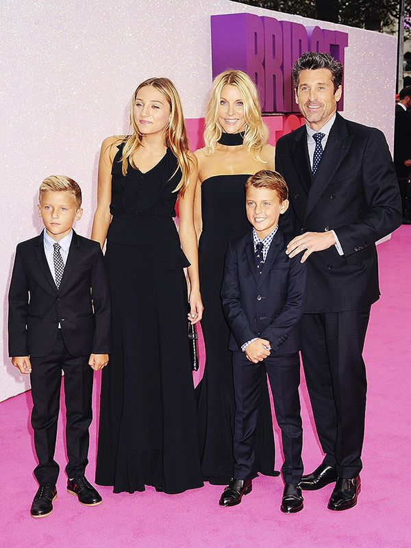 Patrick Dempsey Opens Up About Life with His Teenage Daughter and ... 628eaf814