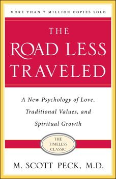 """Now featuring a new introduction by Dr. M. Scott Peck, the 25th anniversary edition of the classic bestseller The Road Less Traveled, celebrated by The Washington Post as """"not just a book but a spontaneous act of generosity."""" Perhaps no book in this generation has had a more profound impact on our intellectual and spiritual lives than The Road Less Traveled. With sales of more than seven million copies in the United States and Canada, and translations into more than twenty-three language..."""
