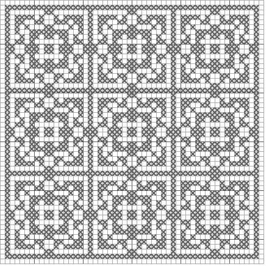 Filet Crochet Charts Ibovnathandedecker