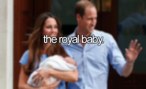 Congrats Will & Kate