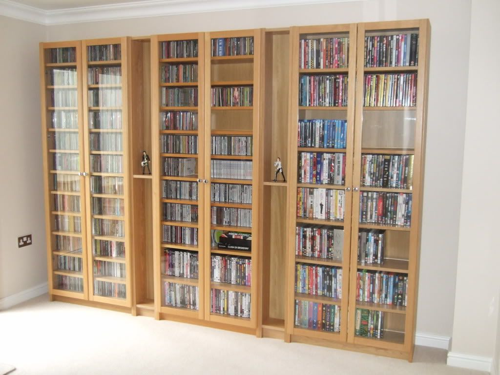 Dvd Storage Units 17 43 Unique And Stylish Cd And Dvd Storage Ideas For Small