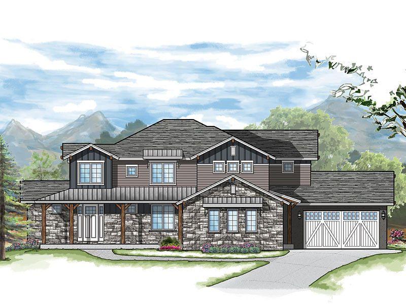 Sopris Homes   Leadville Model   Custom home builders ... on Front Range Outdoor Living id=48181
