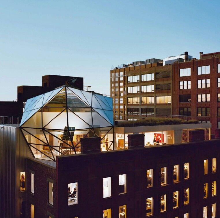 Rooftop loft pinterest - Lakonis architekten ...