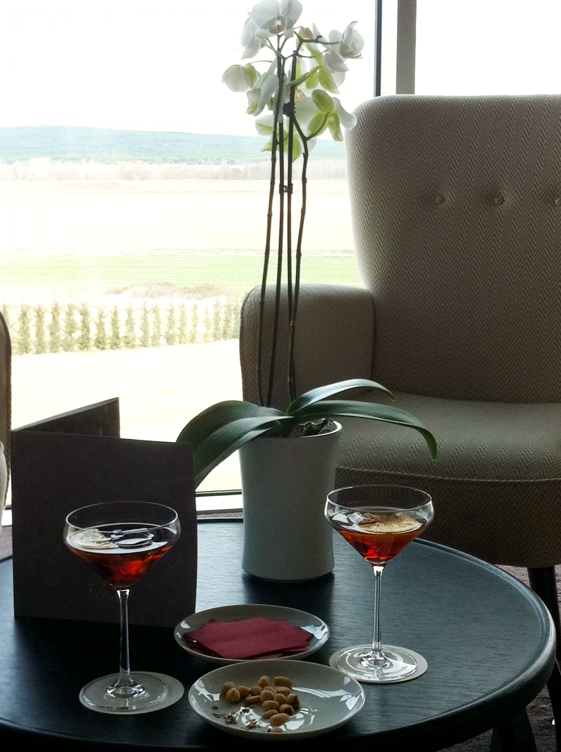 ¡Un rico vermouth a la hora del aperitivo! en Valbusenda