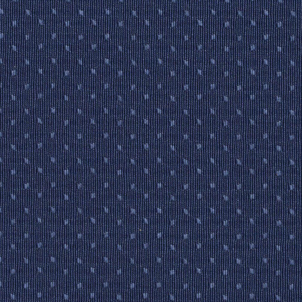 Modern Furnishing Textured Plain Blue Jacquard Basket Weave Upholstery Fabrics