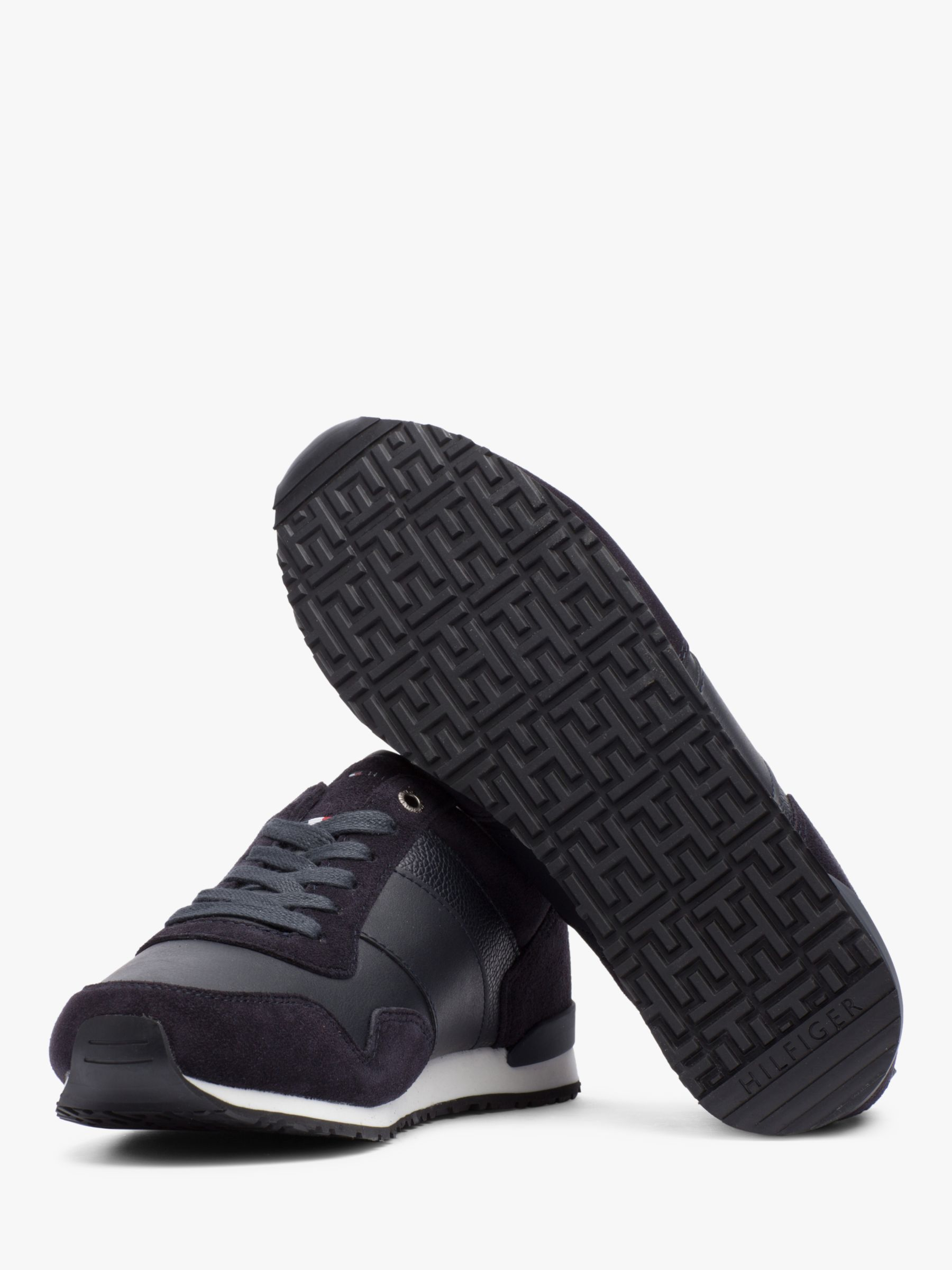 Tommy Hilfiger Iconic Trainers, Navy