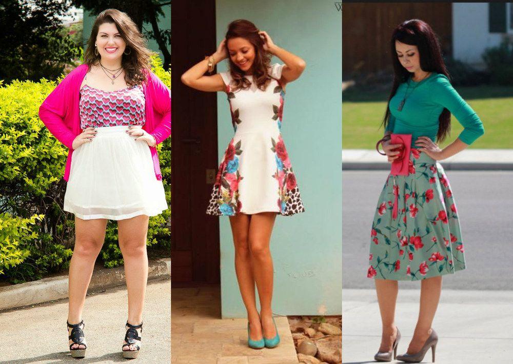 Lovely ever: looks românticos - Moda it
