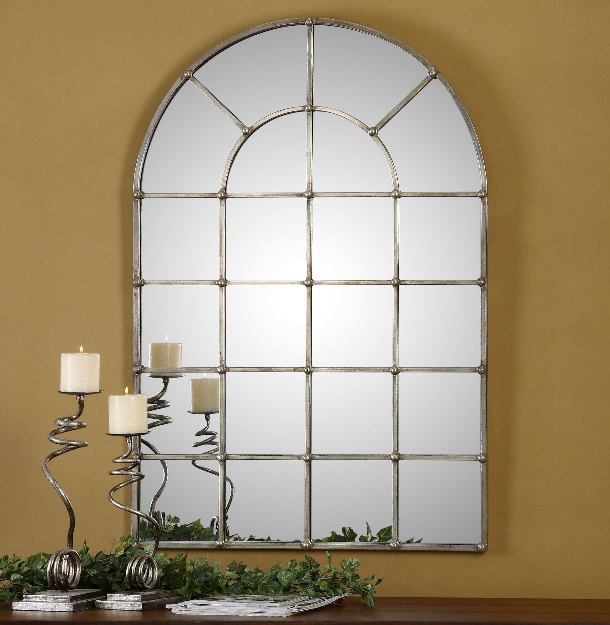 Window mirror decor  joanne wall mirror  products  pinterest  products