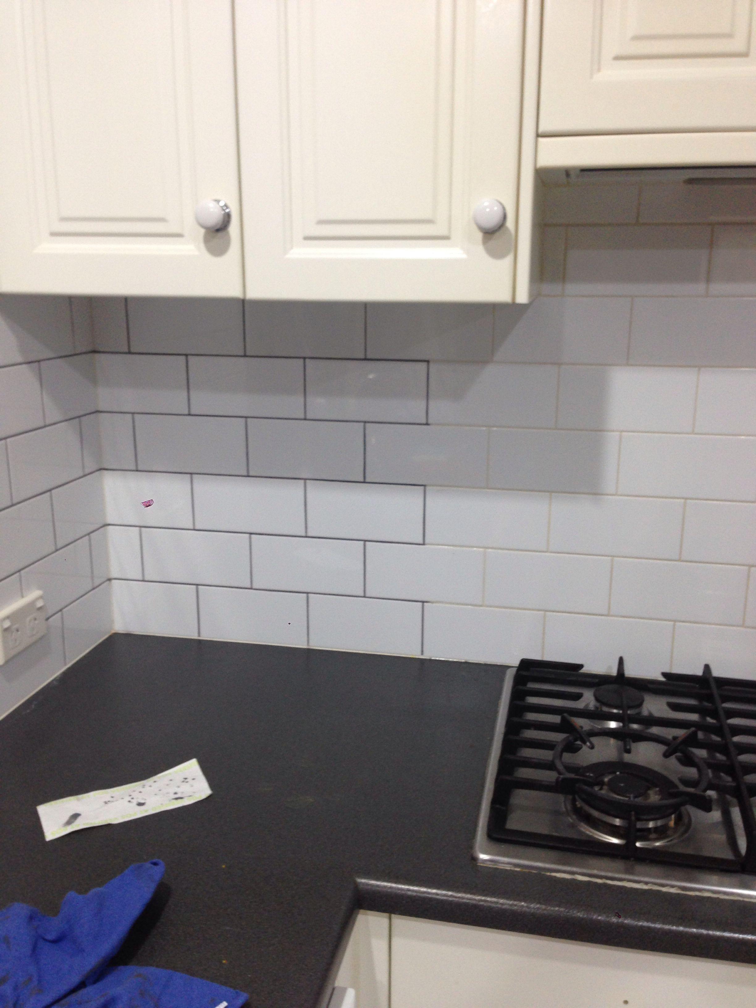 kitchen tiles grout pen
