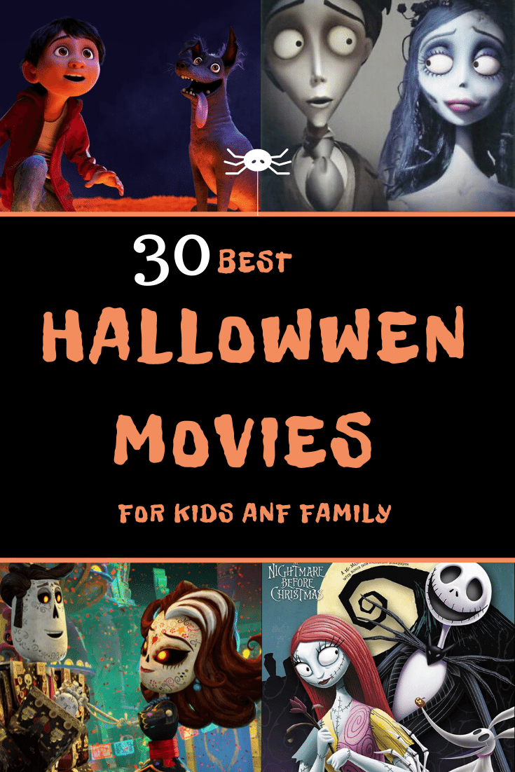 30 Best Halloween Movies For Kids and Family In 2020