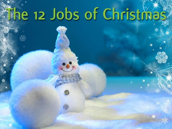 12 Jobs of Christmas - Job Coconut Blog  Check out our #Christmas #blog where we have our own take on the #12daysof Christmas :D http://www.jobcoconut.com/blog/seekerpost/59/12-Jobs-of-Christmas