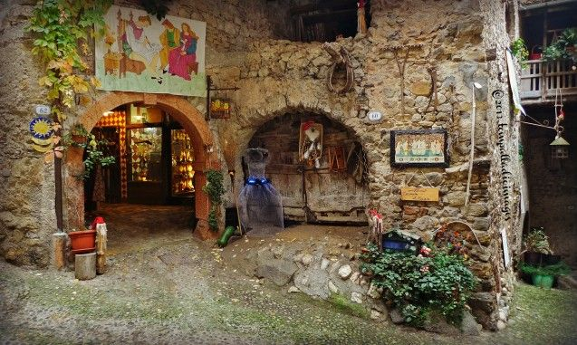 Canale di Tenno: A Medieval Time Capsule in the TrentinoItalianNotebook