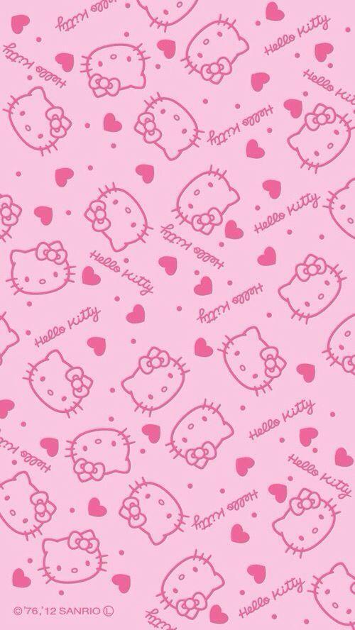 best ideas about Hello kitty wallpaper on Pinterest Kitty Hello