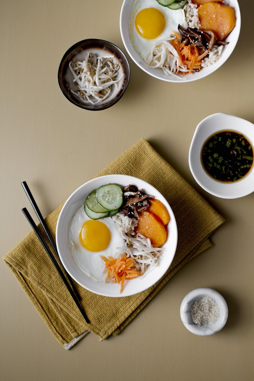Rikki Snyder Photography | Blog | Sweet Potato Bibimbap