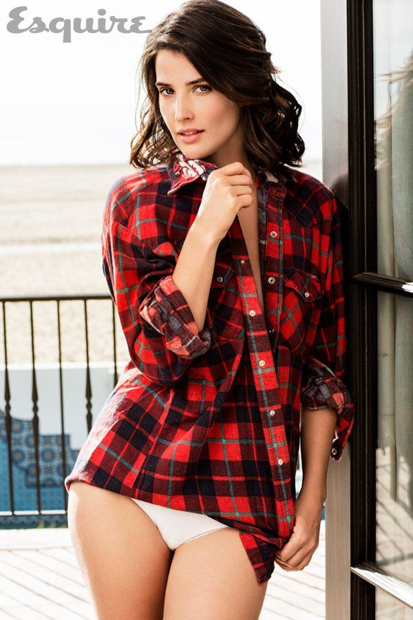 Will Naked cobie smulders nude consider, that