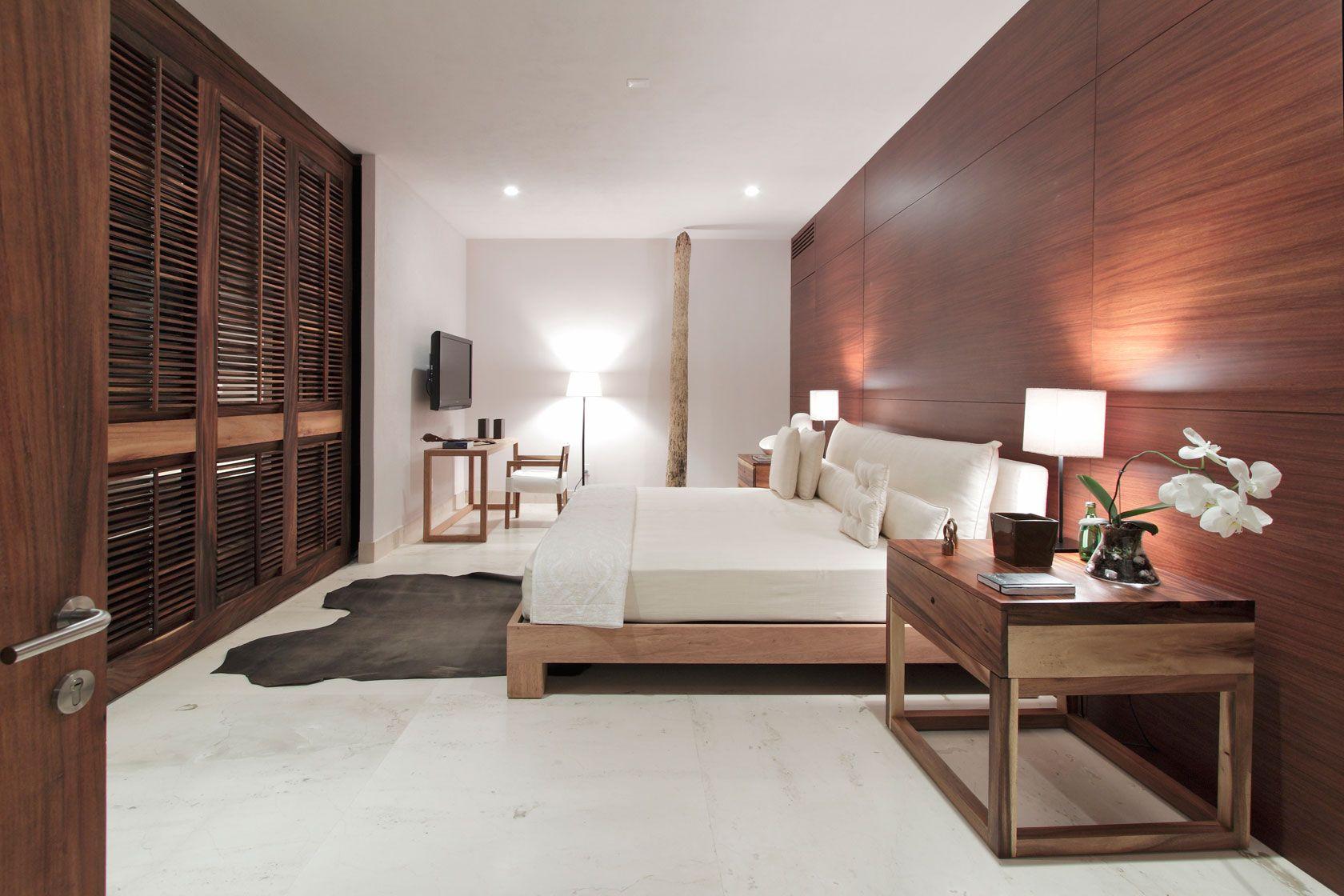 Casa almare by elías rizo arquitectos modern bedroom zen bedrooms minimalist bedroom puerto