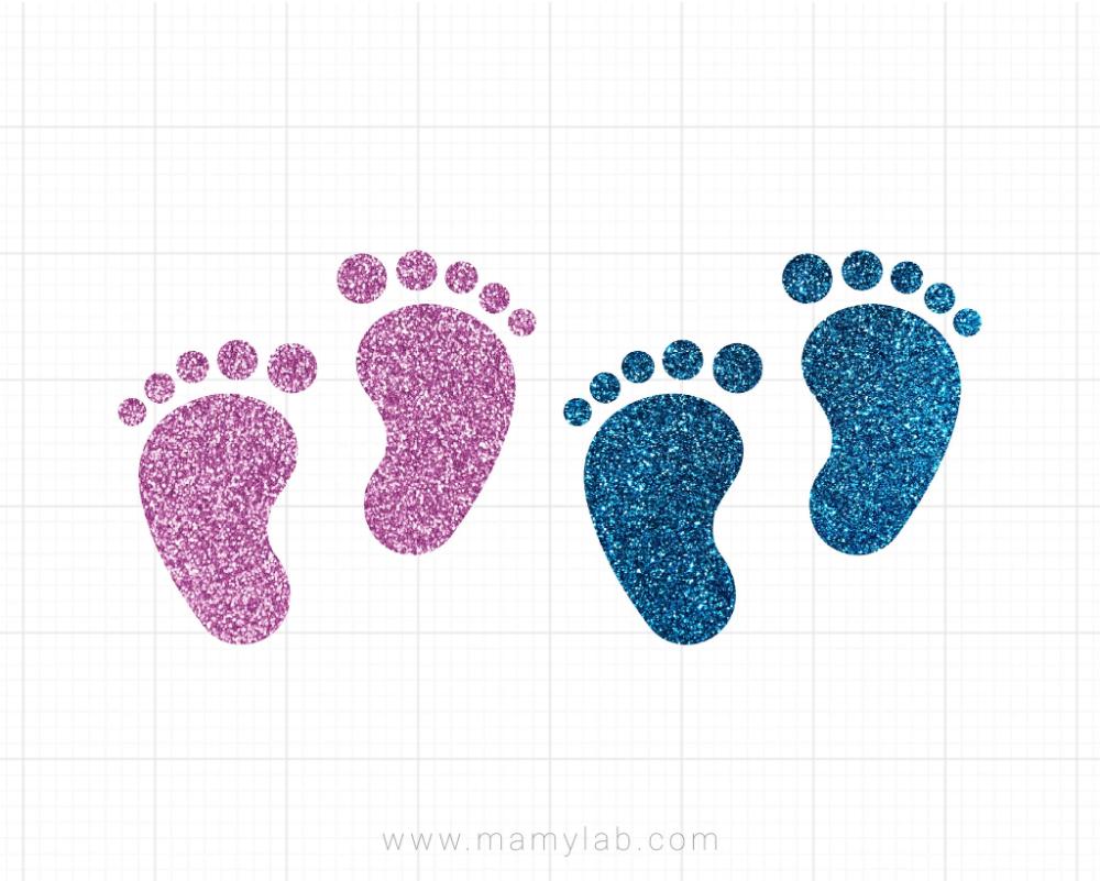 Baby Feet Svg Baby Feet Baby Svg Baby Shower Svg Newborn Svg Baby Mamylab Baby Feet Cricut Baby Shower Baby Svg