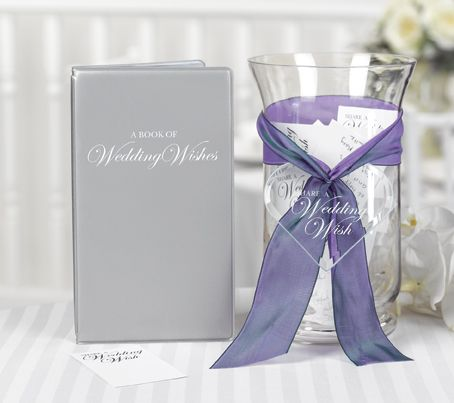 Instead of traditional guest book?