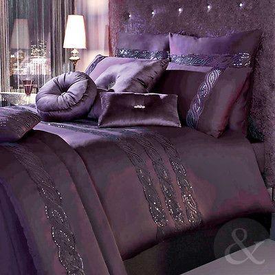 Best Kylie Minogue Luxury Cotton Duvet Cover Satin Sequin 640 x 480