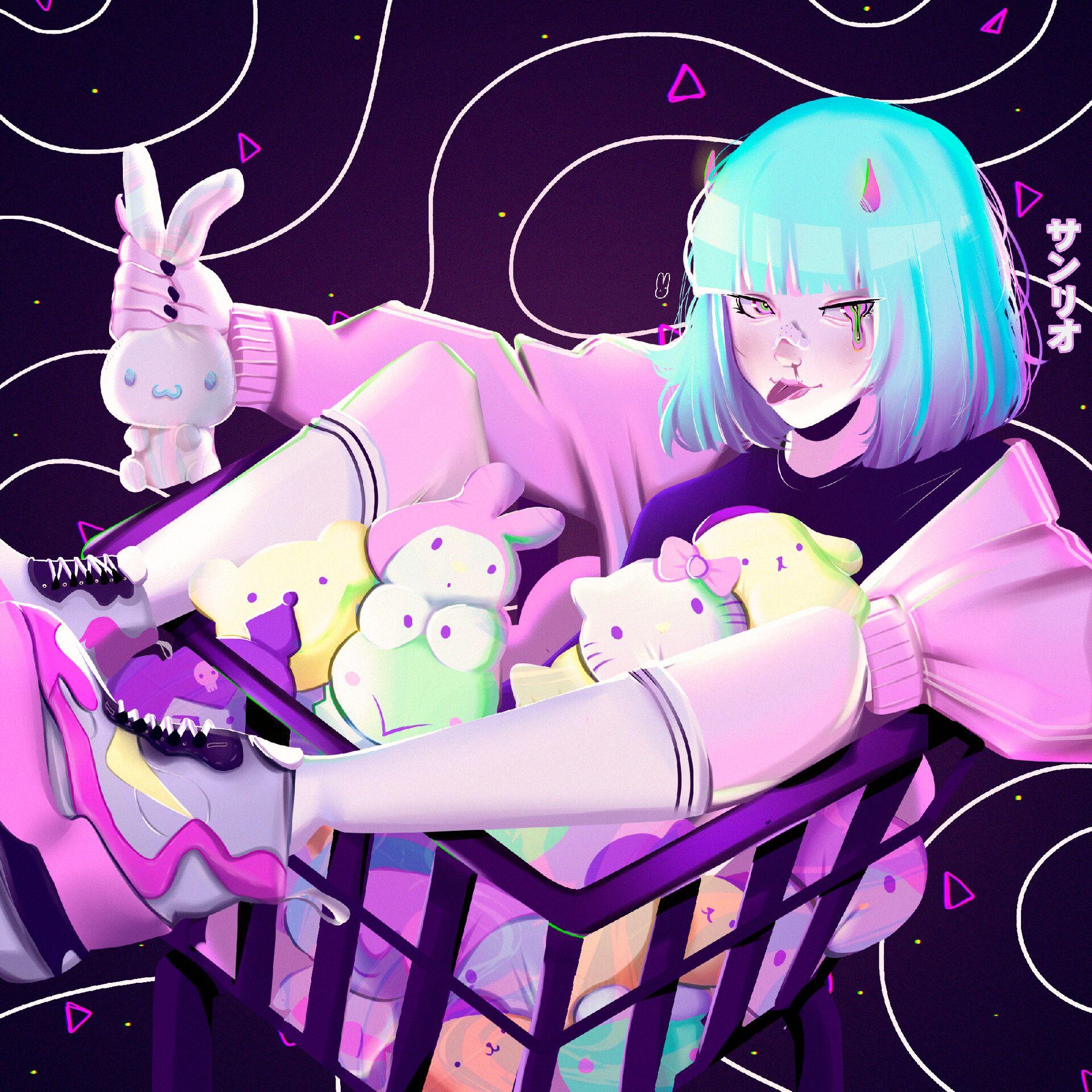 Sanrio In 2020 Anime Art Kawaii Anime Anime