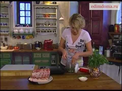 Запечь свинину по рецепту высоцкой