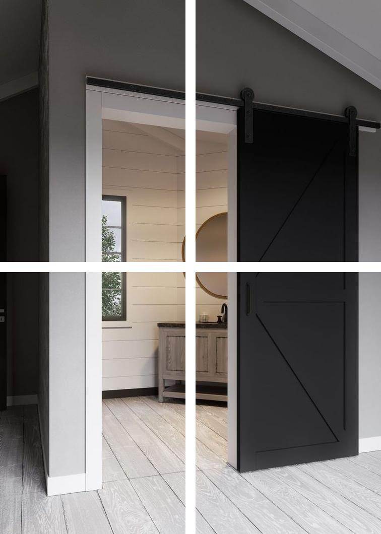 Barn Door Latches Door Hardware 4 Ft Sliding Barn Door Hardware Wooden Patio Doors Indoor Barn Doors Hardwood Front Doors