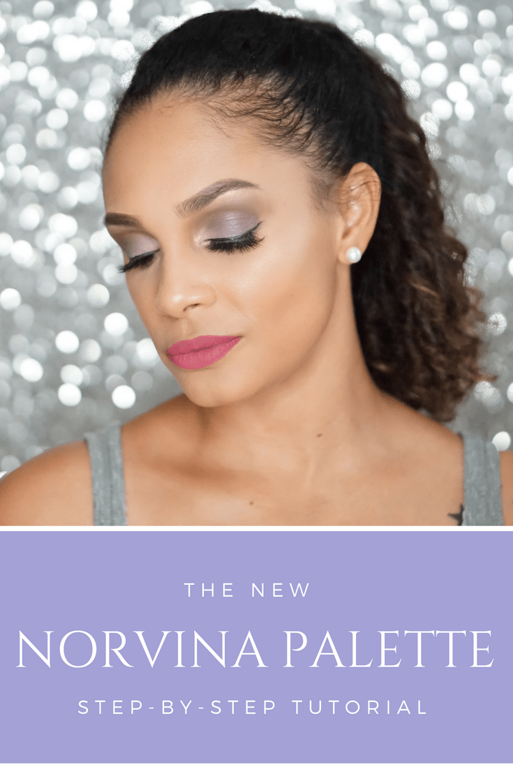 The Norvina Eyeshadow Palette What You Need To Know Makeup Inspiration Makeup Looks Eyeshadow Palette