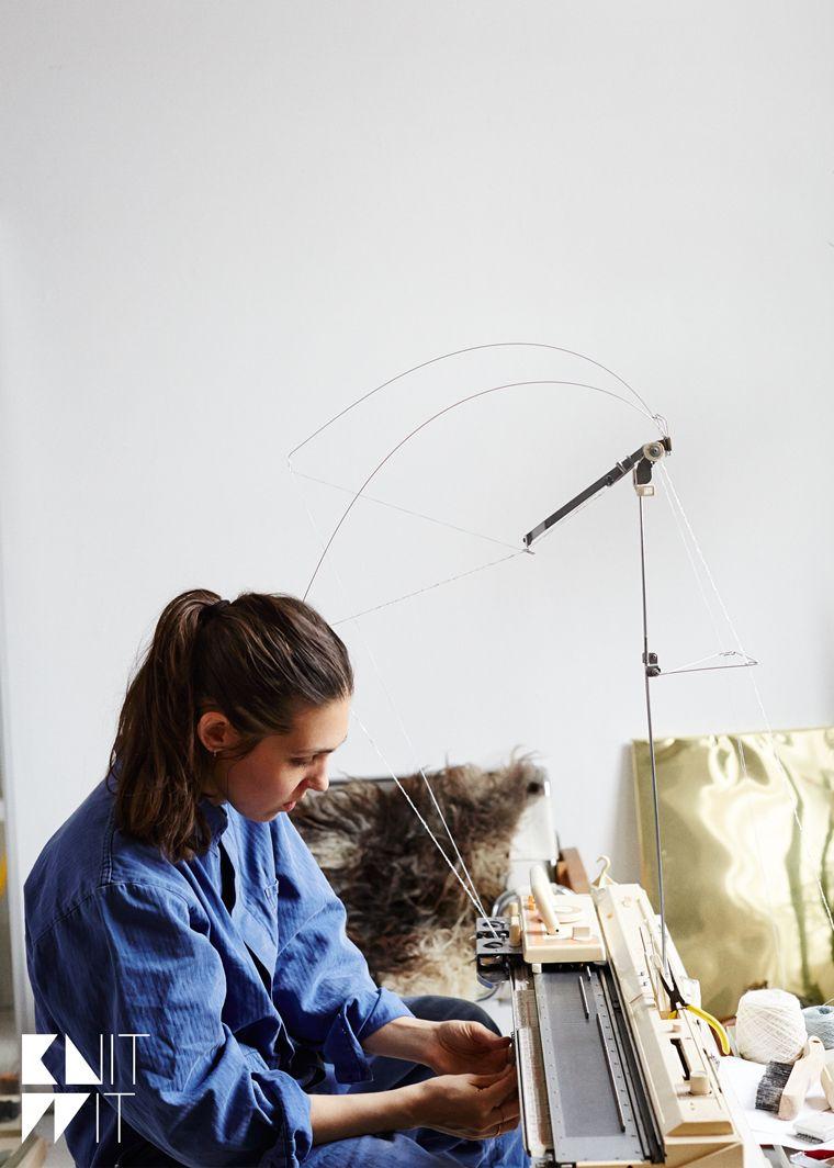 Knit Wit Magazine   Pendientes