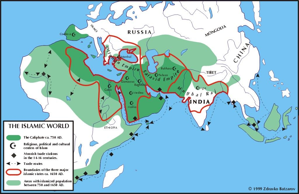 This map shows islams central position in the religious map of the this map shows islams central position in the religious map of the eastern hemisphere in gumiabroncs Gallery
